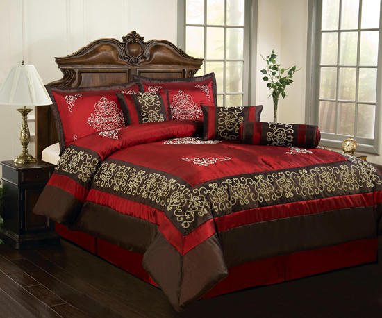 Chic Home 7-Piece Comforter Sets