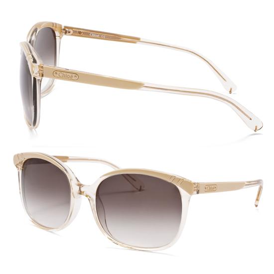 eed4182811d1 Chloe Tamaris Aviator Sunglasses