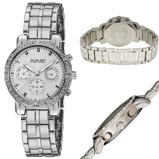 August Steiner Men S And Women S Watches