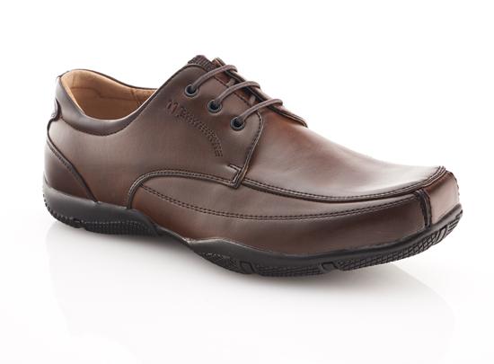 Franco Vanucci Brown Dress Shoes