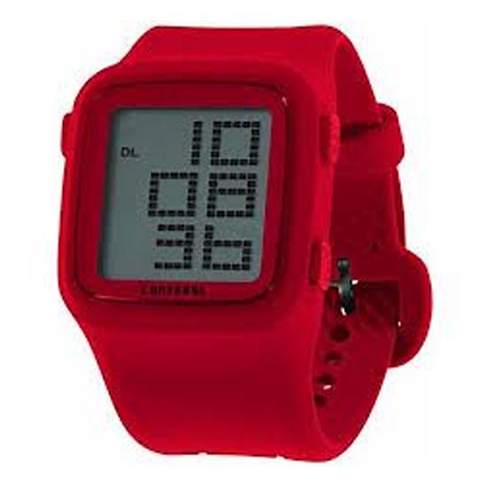 357696cb9b8b  18.99 for Converse Scoreboard Red Digital Watch ( 75 List Price)