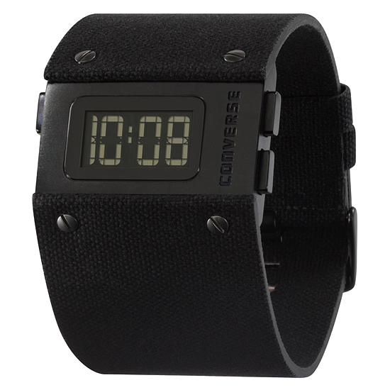 864015ddc500  19 for Converse Unisex Ace Watch in Black (VR012001) ( 75 List Price)