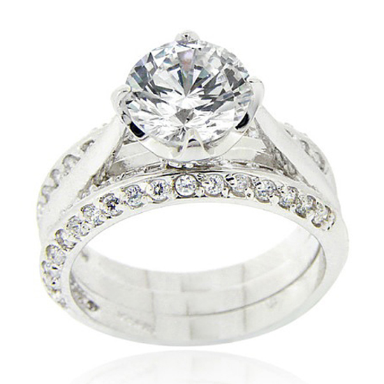 Wonderful Cubic Zirconia Enement Ring Sets Good Ideas