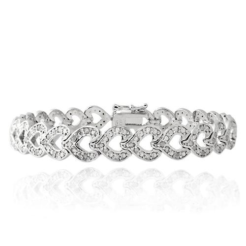 Diamond Bracelets and Necklaces