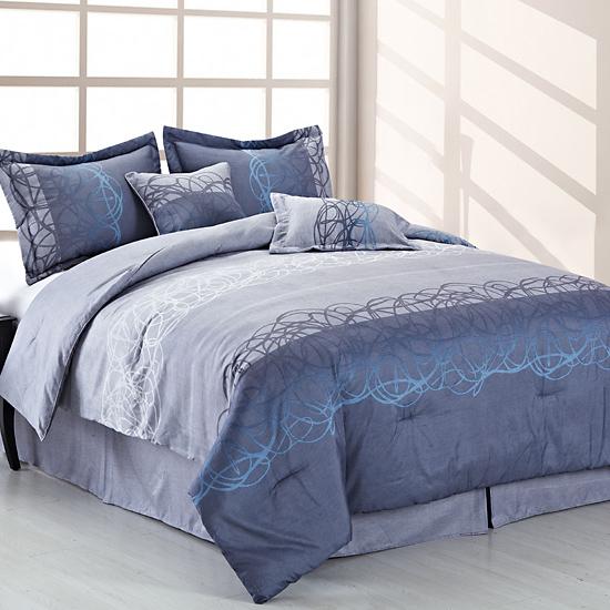 Duck River Textile 6 Piece Comforter Set