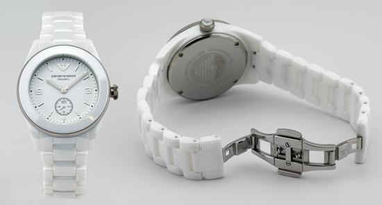 149 for Emporio Armani  Women s Ceramica Watch 4cb58cd677