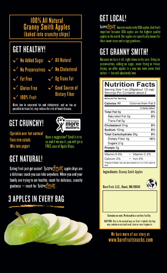 Granny Smith Apple Nutrition Facts 19