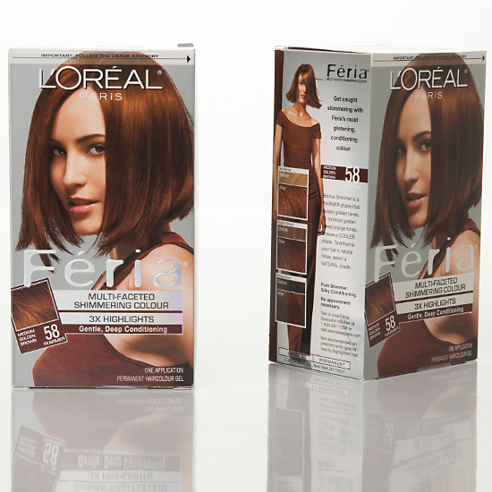 L Oreal Feria Hair Color
