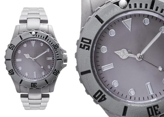 21f8fb32c Geneva Women's Sports Collection Watch: Gray Plastic Band/Gray Dial  (27644XT)