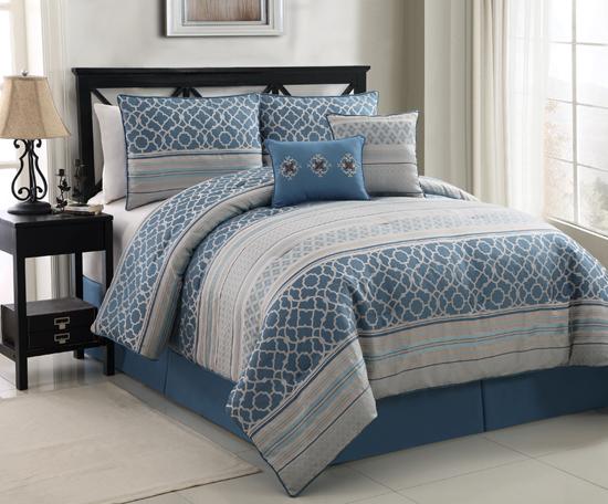Victoria Classics 6 Piece Comforter Sets
