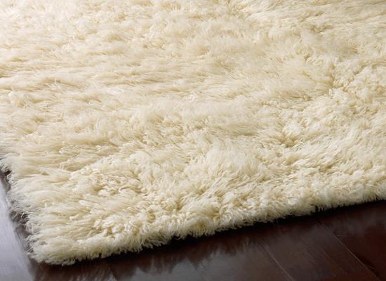 Handmade Flokati Wool Shag Rugs