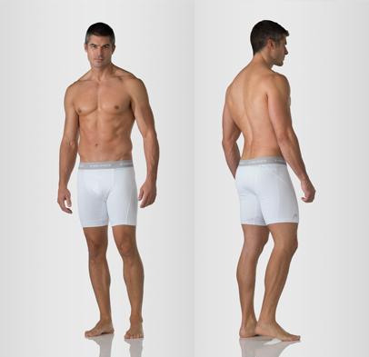 Compression Shorts Stark White 75b9bdad99a8