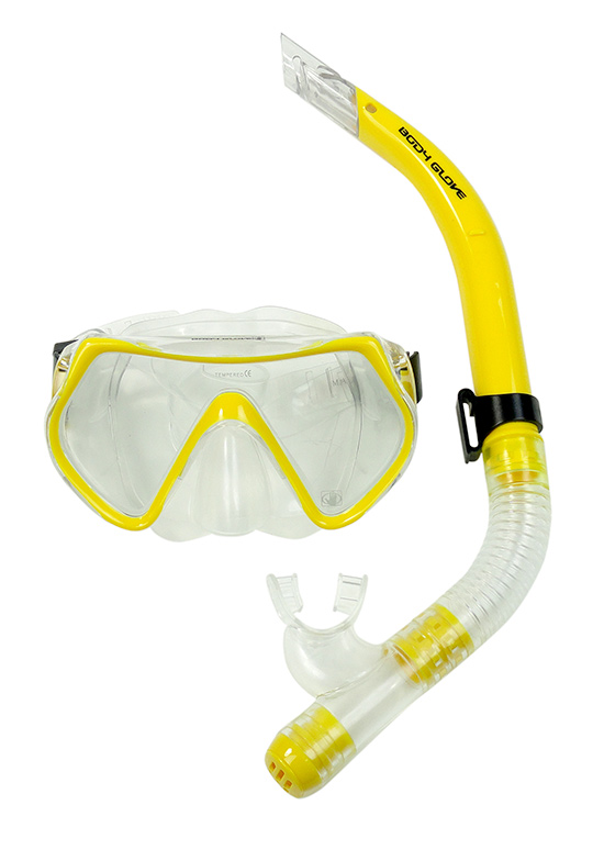 Concurrence Body glove snorkel gear
