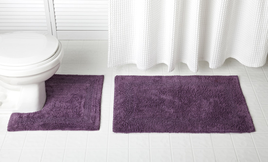 Grand Hotel Collection Bath Mat Set