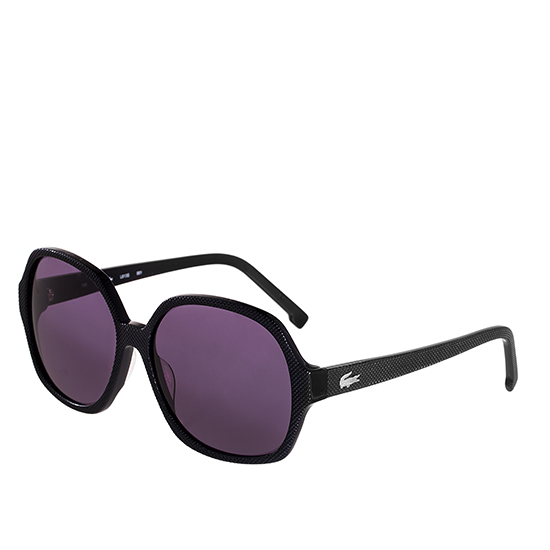 3a9a0336867e Product Name  Lacoste Sunglasses Women Black ...