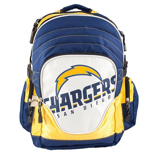 San Diego Chargers Careers: NFL Premium Backpack