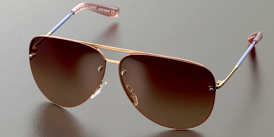 fc633fa721 Womens Aviator Metal gold with redFrame MMJ204 ( 151 List Price)