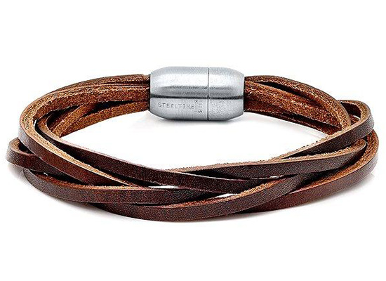 leather bracelet for men - photo #17