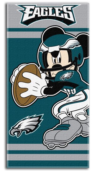 How To Hotwire A Car >> NFL/Mickey Mouse Beach Towels