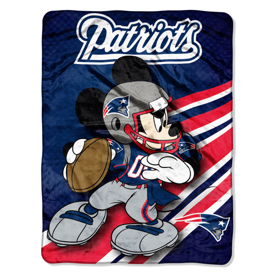 6ee91396cc9 Mickey Mouse NFL Throws