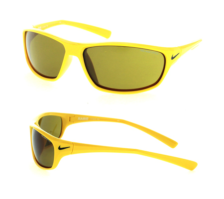 90f100dbe5  55 for Nike Unisex Plastic Sunglasses  Varsity Maize Rectangle Frame Golf  Max Tint Lens (RABID EV0603) ( 154 List Price)