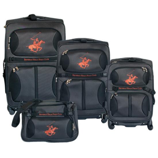 2e82e7b7fb2d Beverly Hills Polo Club Luggage Set