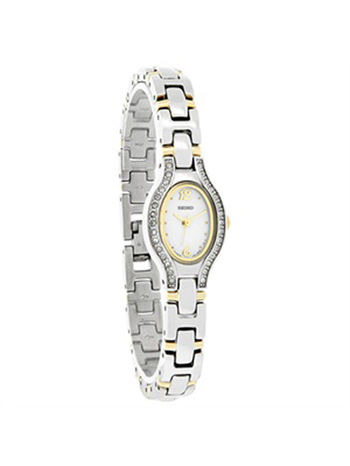 75.99 for a Women s Bracelet Watch in Gold and Silver Stainless Steel with  Small Rounded Face (SXGN69) ( 295 List Price) d58c099ce381