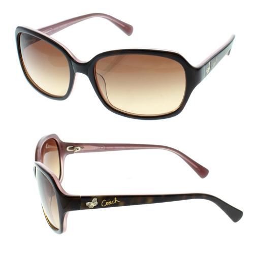 fe8f44a821 Coach Pink Aviator Sunglasses