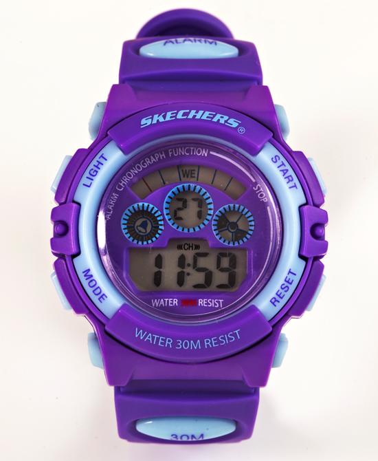 Women's Digital Skechers Watches