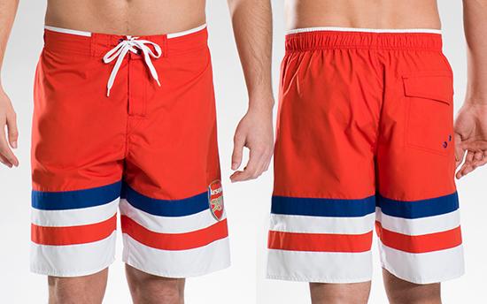 9a111debf9 Soccer Nation Men's Swim Trunks