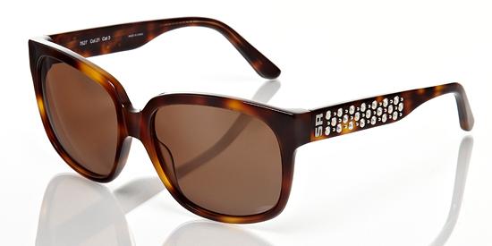 433e03387ad Sonia Rykiel Women's Sunglasses: Tortoise Frame, Brown Lens (SR7627.21)  ($375 List Price)