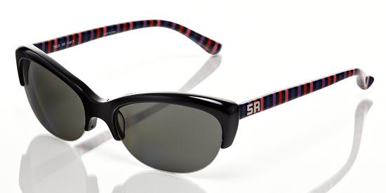be39c5880ad Sonia Rykiel Women's Sunglasses: Black Frame, Grey Lens (SR7633.00) ($325  List Price)