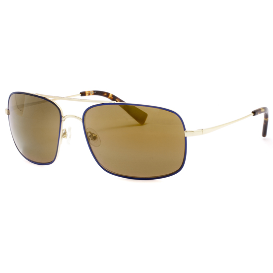 5aad7addad5  34.99 for 7 For All Mankind Women s Sunglasses  Navy Frame Brown Lens  (7MANKINDSUN-BRENTWOOD-NAVY-60) ( 150 List Price)