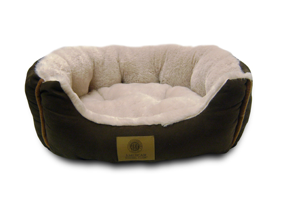 American Kennel Club Long Fur Cuddler Pet Beds
