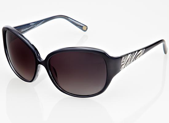 5da75adb93e  39 for Tommy Bahama Women s Plastic Sunglasses  Black Zebra Stripe  Frame Gray Gradient Polarized Lens (TB7007) ( 167.70 List Price)