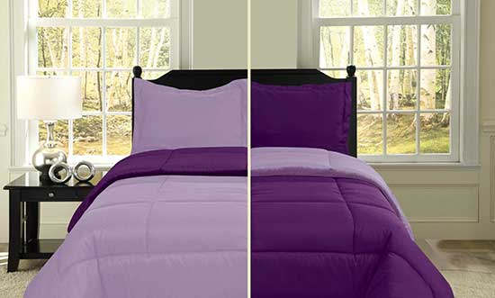 U S Polo Association Three Piece Reversible Comforter Sets