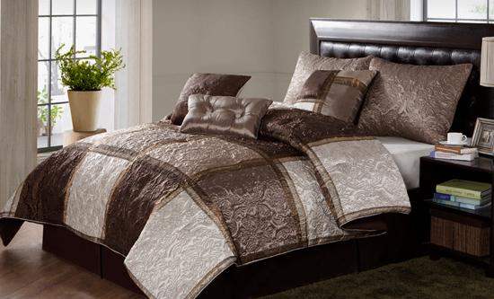 Seven Piece Comforter Set