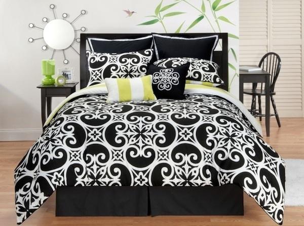 Kennedy Six Piece Comforter Set Twin Xl