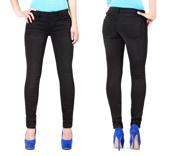 e92ec76f58e Vigoss Jagger Skinny Jeans–Black Washed