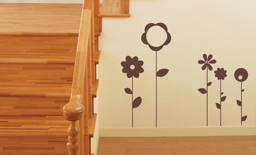 Sissy Little Vinyl Wall Decals