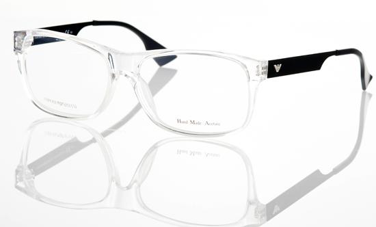 08d752b46b15 Emporio Armani Rimless Sunglasses