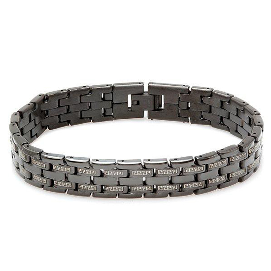 bd4ca37b179 Steeltime Men s Stainless-Steel Jewelry