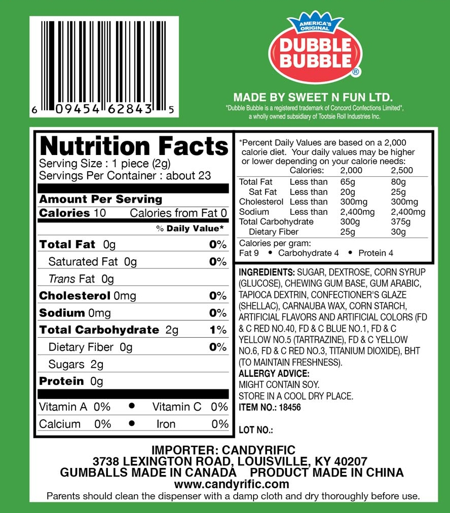 Order The List Of Food Allergens