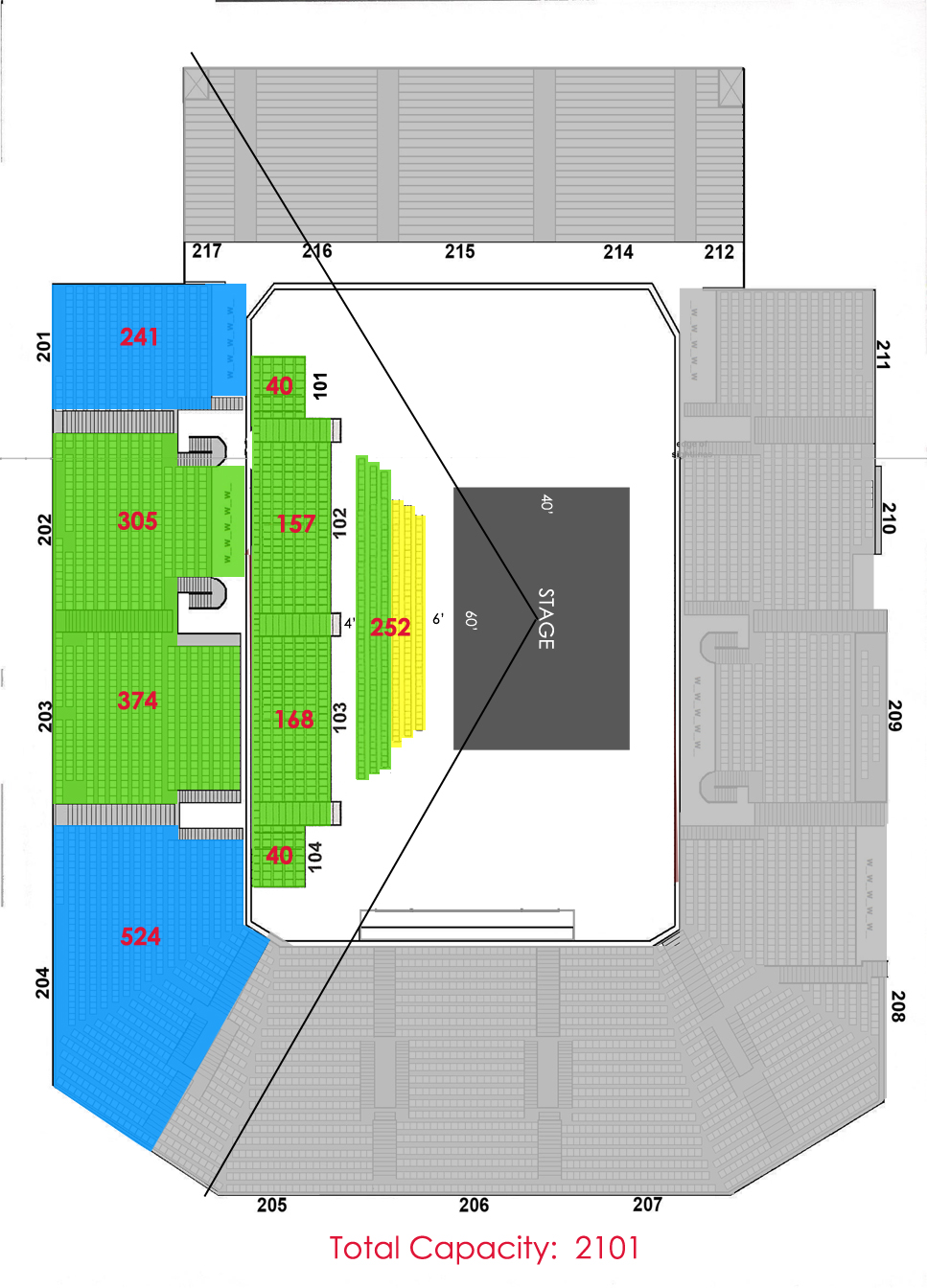 Christian music tobymac tobymac hits deep tour groupon for Table seating for 20