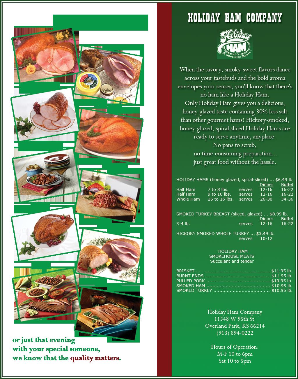Ham company -  Ham Company